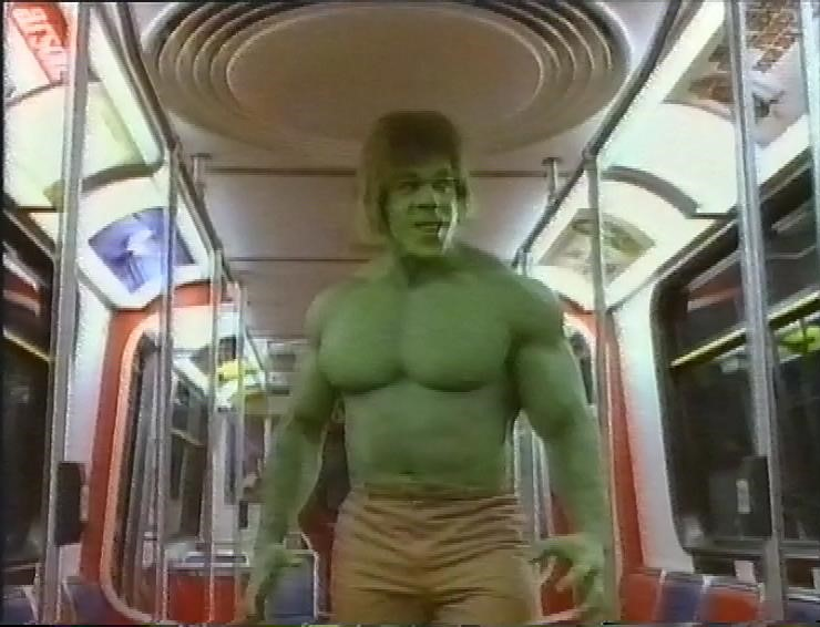 INCREDIBLE HULK x SkyTrain